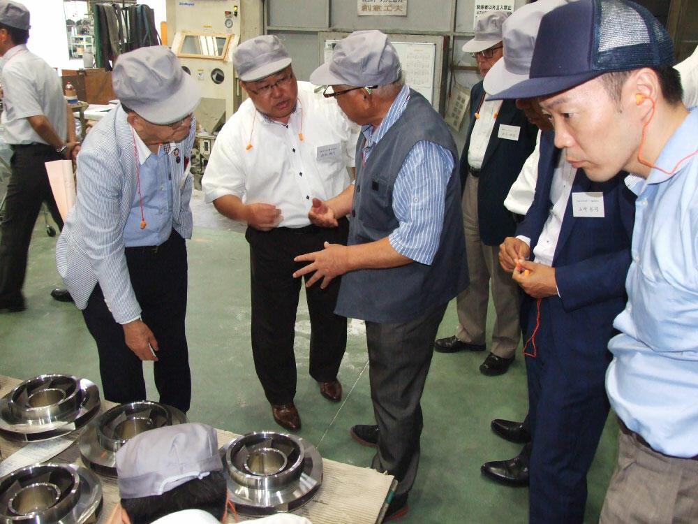 大阪ウェルディング工業(滋賀県甲賀市)の工場見学会その1.jpg