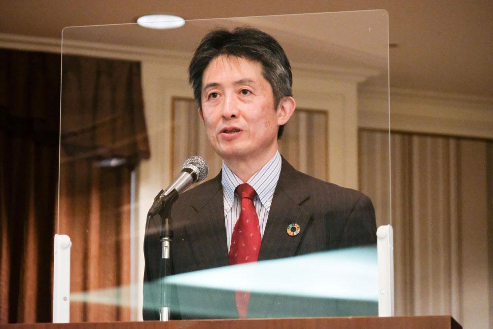1東京産業人クラブ 沖大幹氏講演.jpg